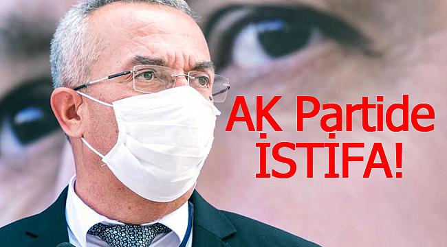 Karaman AK Partide üst düzey istifa