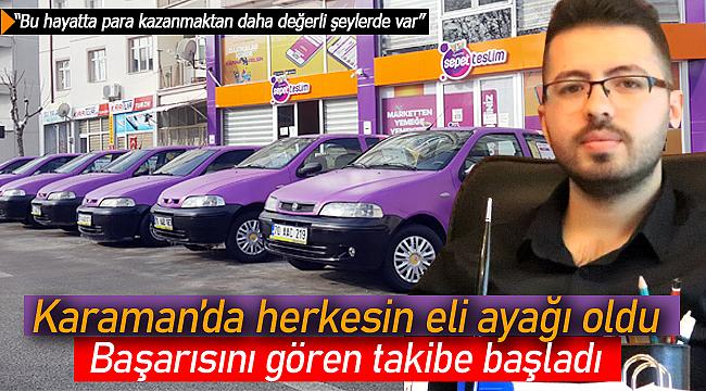 Hergün daha fazla güçlendi adını tüm Türkiye'ye duyurmaya kararlı