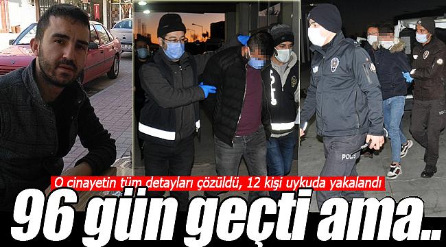 Karaman'da Mehmet Öcal cinayeti tüm detayları ile aydınlatıldı