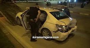 Dur ihtarına uymayıp trafiği bir birine kattılar